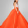 Zendaya In Beautiful Orange Dress 2021 Photoshoot 4K Ultra HD Mobile Wallpaper