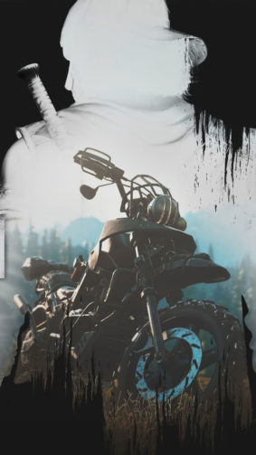 Days Gone Game Poster 4K Ultra HD Mobile Wallpaper