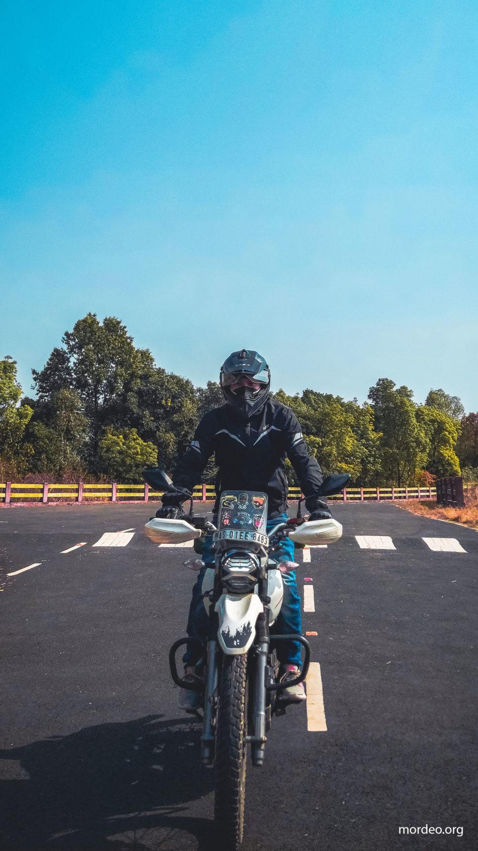 Hero Xpulse Rider Traveler 4K Ultra HD Mobile Wallpaper