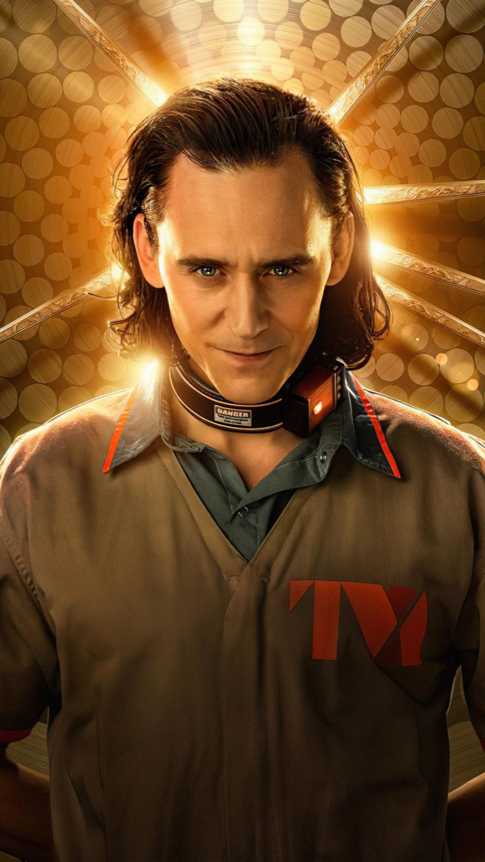 Marvel Studios Loki 4K Ultra HD Mobile Wallpaper