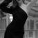 Phoebe Dynevor Monochrome Photoshoot 4K Ultra HD Mobile Wallpaper