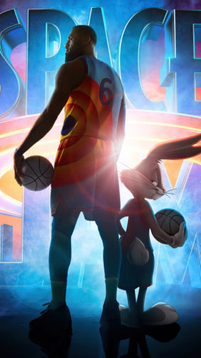 Space Jam A New Legacy Poster 4K Ultra HD Mobile Wallpaper