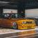 BMW E30 DTN T7 Yellow 4K Ultra HD Mobile Wallpaper