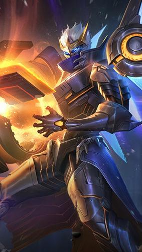 Granger Starfall Knight Mobile Legends 4K Ultra HD Mobile Wallpaper