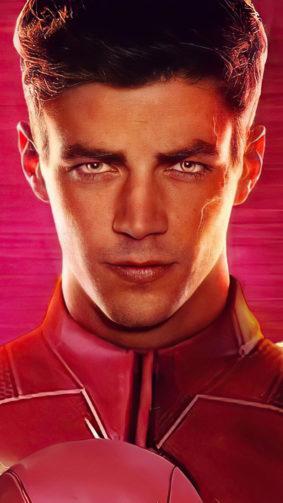 Grant Gustin In Flash Season 7 4K Ultra HD Mobile Wallpaper