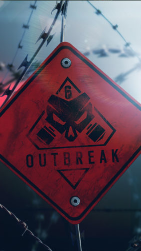 Outbreak Signboard 4K Ultra HD Mobile Wallpaper