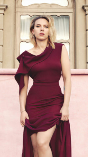 Scarlett Johansson 2021 Photoshoot 4K Ultra HD Mobile Wallpaper