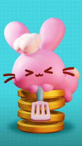Coins Pancakeswap 4K Ultra HD Mobile Wallpaper