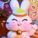 Maneki Pancakeswap 4K Ultra HD Mobile Wallpaper