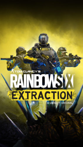 Tom Clancy's Rainbow Six Extraction 2021 Poster 4K Ultra HD Mobile Wallpaper
