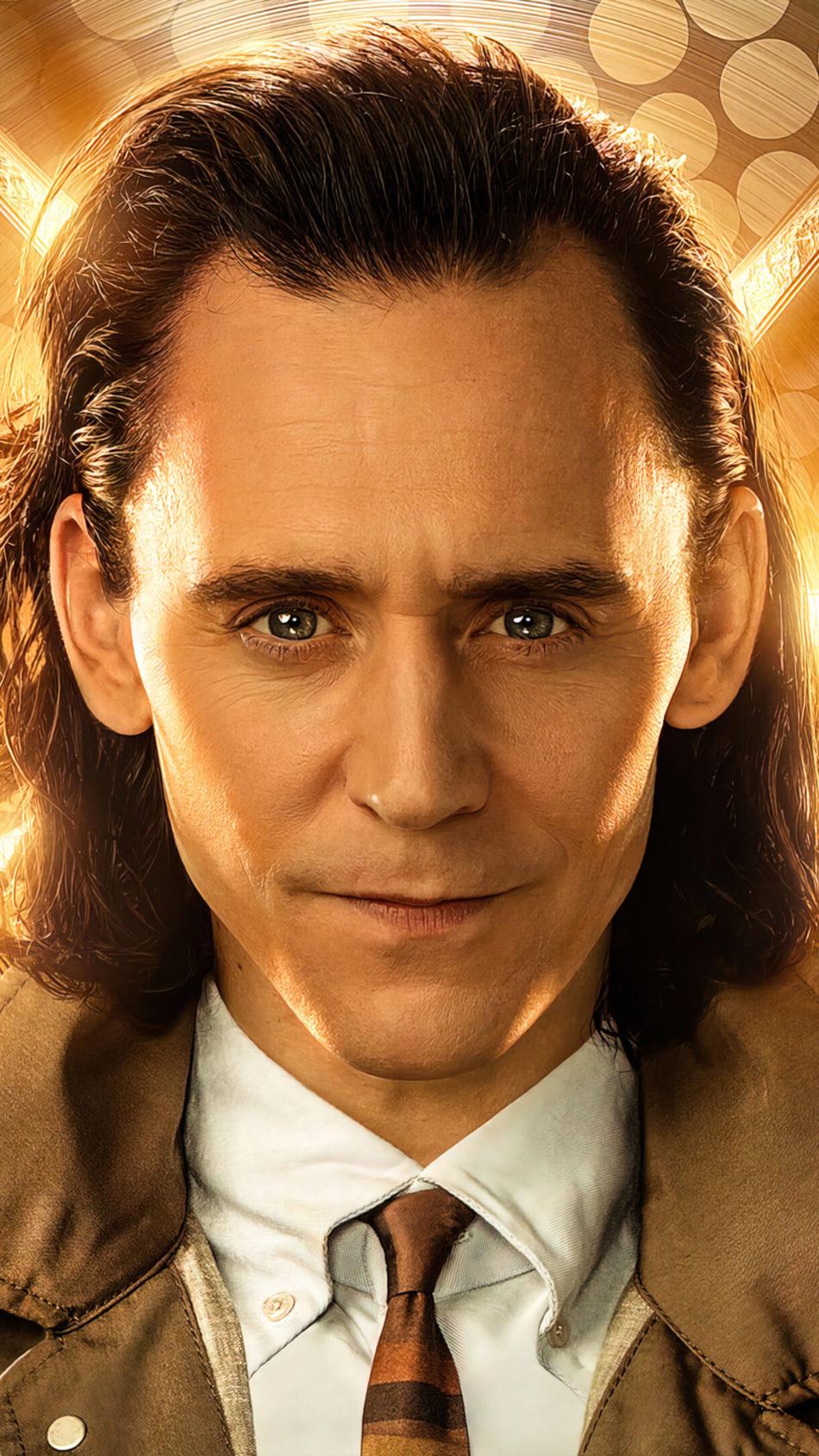 Tom Hiddleston In Loki Series 4K Ultra HD Mobile Wallpaper
