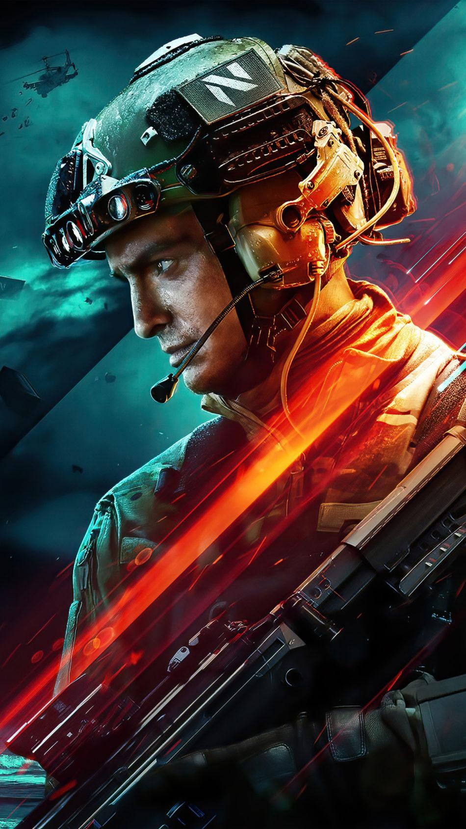 Battlefield 2042 4K Ultra HD Mobile Wallpaper