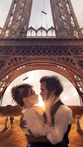 Romain Duris & Emma Mackey In Eiffel 2021 4K Ultra HD Mobile Wallpaper