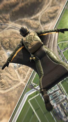 Wingsuit Battlefield 2042 4K Ultra HD Mobile Wallpaper