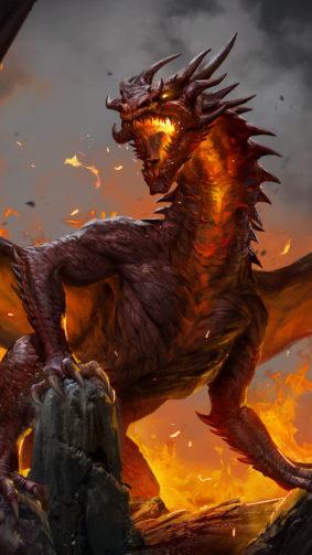 Dragon King's Bounty 2 4K Ultra HD Mobile Wallpaper