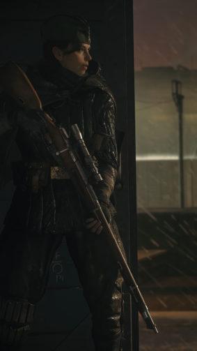 Girl Sniper Call of Duty Vanguard 2021 4K Ultra HD Mobile Wallpaper