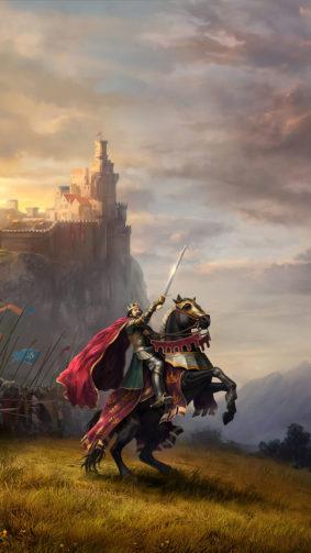 King's Bounty 2 Game Poster 4K Ultra HD Mobile Wallpaper