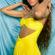 Zendaya In Yellow Dress 2021 Photoshoot 4K Ultra HD Mobile Wallpaper