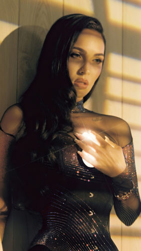 Megan Fox CR Fashion Book 2021 Photoshoot 4K Ultra HD Mobile Wallpaper