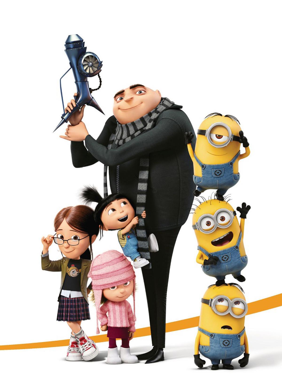 Despicable Me 3 HD Mobile Wallpaper